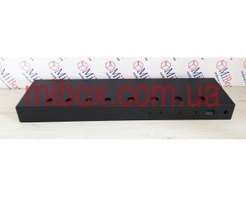Шасси для гитарного усилителя на 100 Вт., модель MB-100ACU-W710H64L180, RAL9005(Black textured)