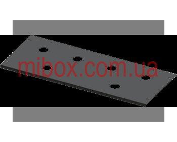 Шасси лампового усилителя звука, модель MB-6p14p (Ш364 Г334 В176(66)) черный, RAL9005(Black textured)