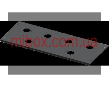 Шасси лампового усилителя звука, модель MB-6p3c (Ш364 Г334 В176(66)) черный, RAL9005(Black textured)