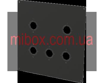 Корпус для моноблока, модель MB-MN1 (Ш219 Г366 В176(67)) черный, RAL9005(Black textured)