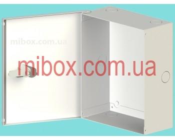 Монтажный бокс, модель MB-01MBс (Ш165 Г75 В210) белый, RAL9016(White)