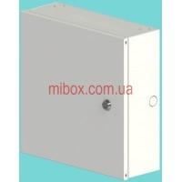 Монтажный бокс, модель MB-04MBc-W300H300L105, RAL9016(White)