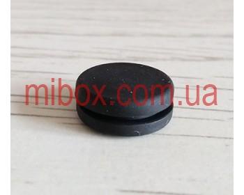 гибкий ввод для корпуса РЭА №3 (посад.отв. ф12,5, вн.ф9,5мм), черный