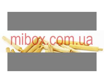 Стойка металлическая гайка/винт М2х20+3