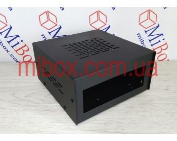 Корпус для мини компьютера, MB-102IT-W154H80L156, RAL9005(Black textured)