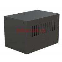 Корпус металлический MB-33 (Ш100 Г150 В100) черный, RAL9005(Black textured)
