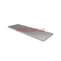Панель алюминиевая анодированная MB-19 серебро