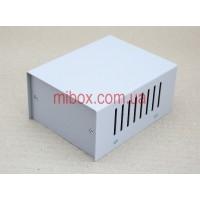 Корпус металлический MB-1 (Ш100 Г125 В60) металик, RAL9006(Metallic textured)