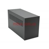 Корпус металлический, модель MB-10ECU-W90H120L210, RAL9005(Black textured)