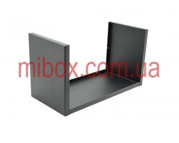 Корпус металлический MB-11 (Ш135 Г285 В160) черный, RAL9005(Black textured)