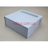Корпус металлический MB-17 (Ш235 Г217 В92) металик, RAL9006(Metallic textured)