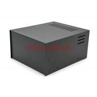 Корпус металлический, модель MB-2ECU-W150H90L180, RAL9005(Black textured)
