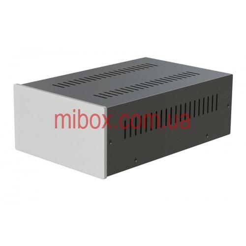 Корпус металлический MB-22 черный, RAL9005(Black textured)