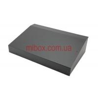 Корпус металлический, модель MB-24ECU-W330H90L220, RAL9005(Black textured)