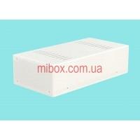 Корпус металлический MB-3 (Ш120 Г240 В65) белый, RAL9016(White textured)