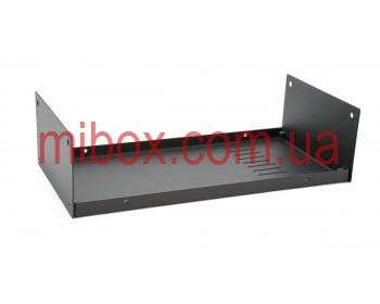 Корпус металлический, модель MB-3ECU-W120H65L240, RAL9005(Black textured)