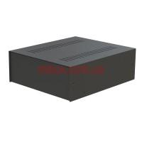 Корпус металлический MB-30 (Ш235 Г275 В92) черный, RAL9005(Black textured)