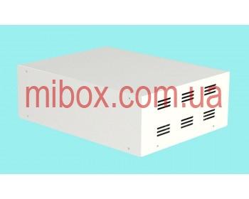 Корпус металлический MB-40 (Ш304 Г230 В100) белый, RAL9016(White textured)
