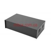 Корпус металлический, модель MB-41ECU-W240H65L140, RAL9005(Black textured)