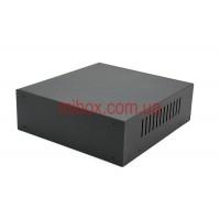 Корпус металлический, модель MB-5ECU-W190H65L200, RAL9005(Black textured)