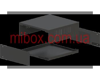 Корпус металлический MB-5 черный, RAL9005(Black textured)