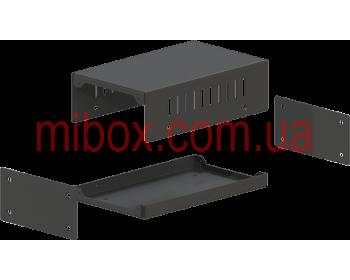 Корпус металлический MB-50 черный, RAL9005(Black textured)