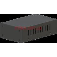Корпус металлический MB-50 (Ш90 Г150 В45) черный, RAL9005(Black textured)
