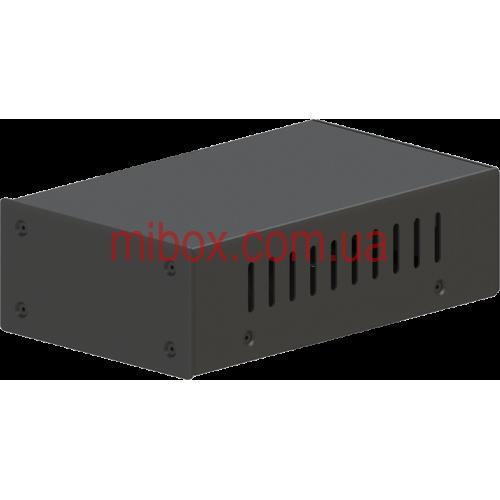 Корпус металлический, модель MB-50ECU-W90H45L150, RAL9005(Black textured)