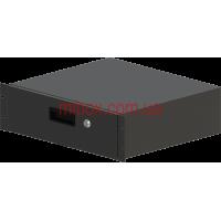 Корпус металлический Rack 3U, модель MB-3400RCRD-W430H132L400, RAL9005(Black textured)