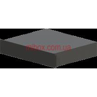 Корпус металлический Rack 2U, модель MB-2370S (Ш483(432) Г372 В88) черный, RAL9005(Black textured)
