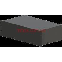 Корпус металлический Rack 3U, модель MB-3260RCS-W430H132L260, RAL9005(Black textured)