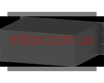 Корпус металлический Rack 4U, модель MB-4360RCS-W430H176L360, RAL9005(Black textured)