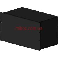 Корпус металлический Rack 6U, модель MB-6260RCS-W430H264L260, RAL9005(Black textured)