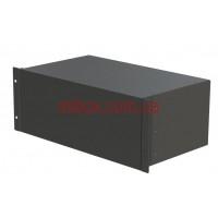 Корпус металлический Rack 4U, модель MB-4260SP (Ш483(432) Г262 В176) черный, RAL9005(Black textured)