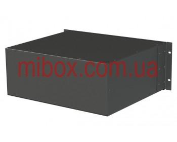 Корпус металлический Rack 4U, модель MB-4370RCSP-W430H176L370, RAL9005(Black textured)