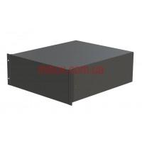 Корпус металлический Rack 4U, модель MB-4520SP (Ш483(432) Г522 В176) черный, RAL9005(Black textured)