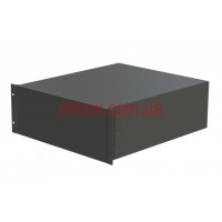 Корпус металлический Rack 4U, модель MB-4520RCSP-W430H176L520, RAL9005(Black textured)