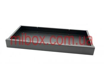 Корпус металлический Rack 1U, модель MB-1200RCSP-W430H44L200, RAL9005(Black textured)