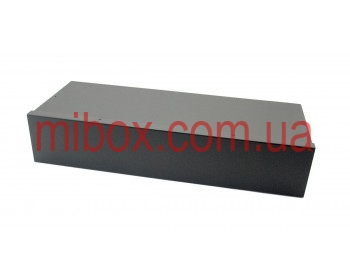 Корпус металлический Rack 2U, модель MB-2160SP (Ш483(432) Г162 В88) черный, RAL9005(Black textured)