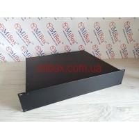 Уценка. Корпус металлический Rack 2U, модель MB-2370RCSP-W430H88L370, RAL9005(Black textured)