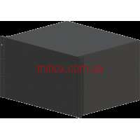 Корпус металлический Rack 6U, модель MB-6370RCSP-W430H264L370, RAL9005(Black textured)