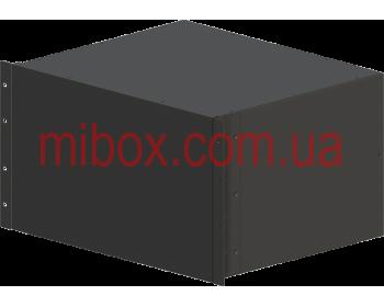 Корпус металлический Rack 6U, модель MB-6370SP (Ш483(432) Г372 В264) черный, RAL9005(Black textured)