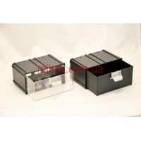 Сортовик КБ-1, прозрачный, размер блока/ящика (ШхГхВ): 188х124х95мм/180х120х86мм