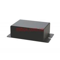 Корпус металлический с креплением на стену МВ-60 (Ш70 Г50 В25) черный, RAL9005(Black textured)
