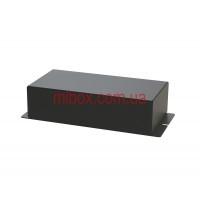 Корпус металлический с креплением на стену МВ-66 (Ш150 Г75 В40) черный, RAL9005(Black textured)